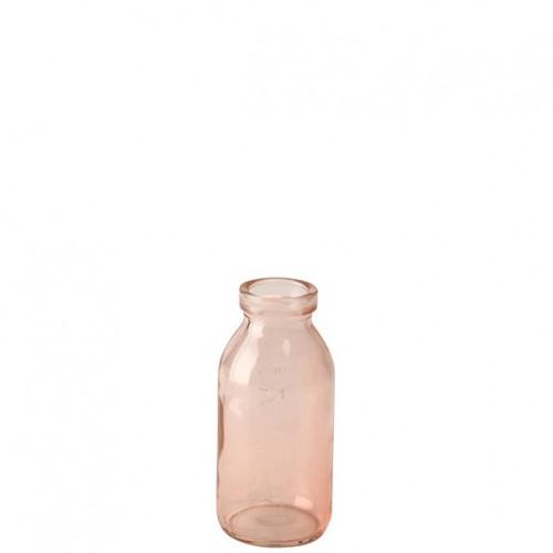 """Glas Flasche""""Jesse"""" Durchmesser 4"""