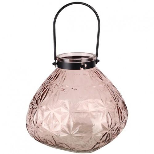 """Glas Windlicht """"Ilaria"""""""