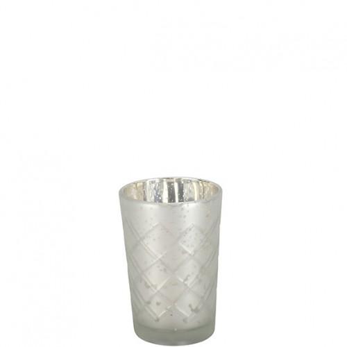 """Glas-Teelichthalter """"Rills"""""""