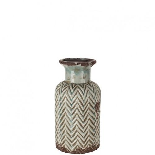 "Keramik Flasche ""Tayma"" Durchmesser 14"