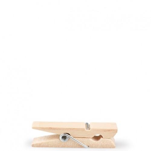Holz-Klammern