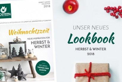 Unser neues Lookbook!