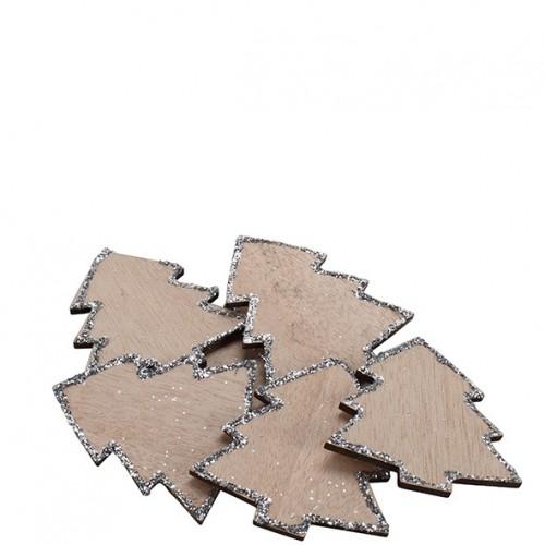 """Holz Baum """"Fir"""""""