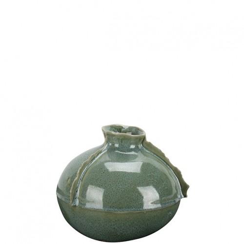 "Keramik Vase ""Vireus"" bauchig"